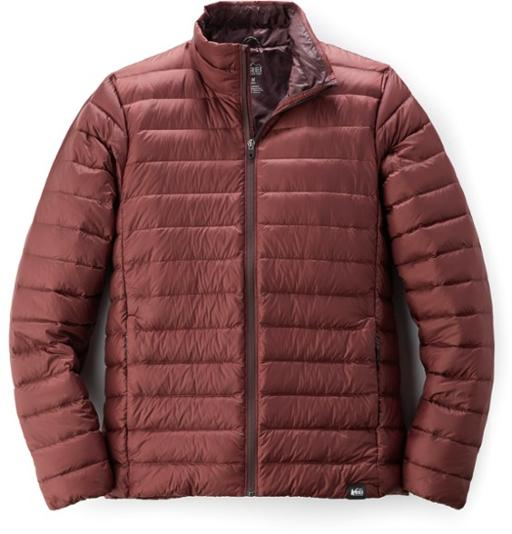 REI Co-op 650 Down Jacket cold weather clothing