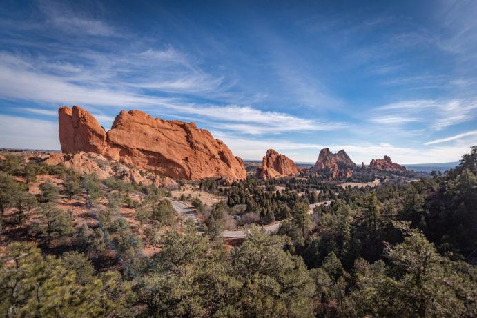 Experience The Grandeur Of Garden Of The Gods Park Colorado Com