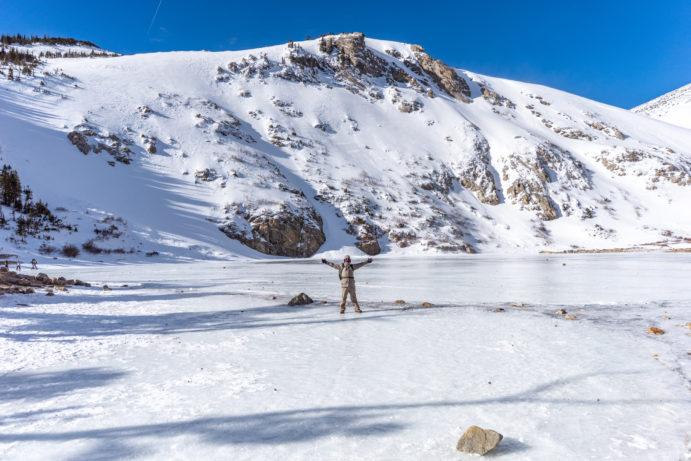saint marys glacier colorado