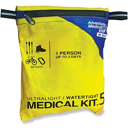adventure-medical-kits-ultralight-watertight-.5 daypack essentials