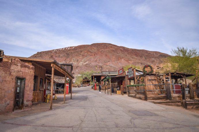 calico ghost town california