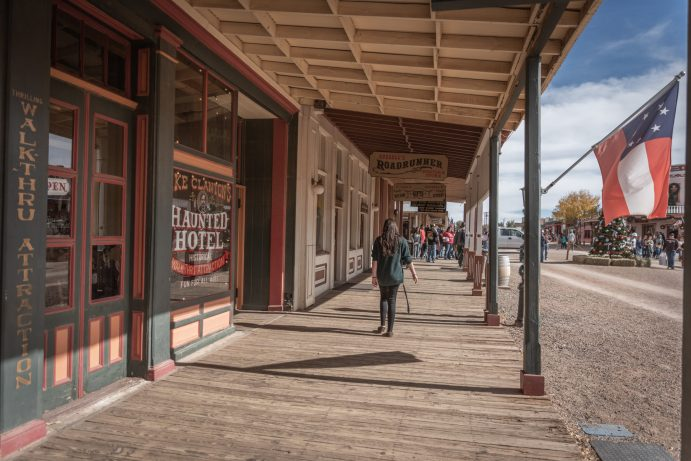 tombstone ghost town arizona