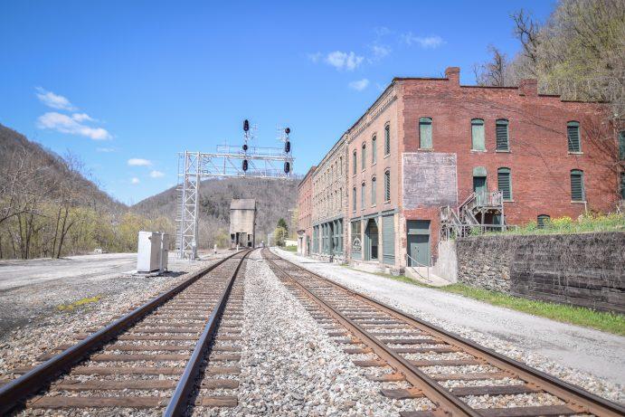 thurmond ghost town west virginia